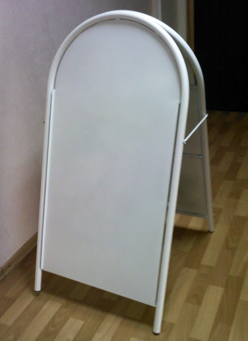 Изготовление штендеров (стритлайнов) 1300×600 мм в Кемерово